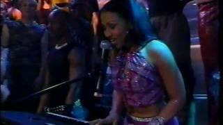 Debelah Morgan performs on Electric Circus YouTube Videos