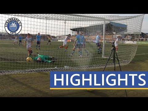 Forfar Stranraer Goals And Highlights