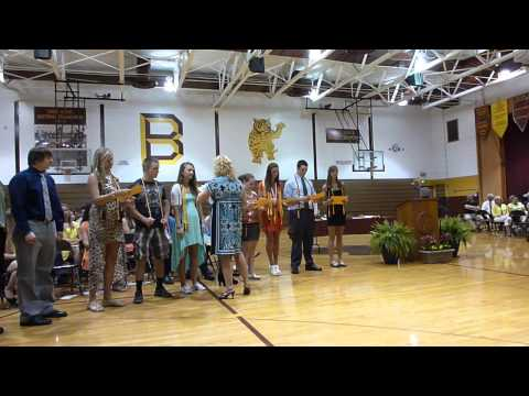Brandywine High School Honors Assembly