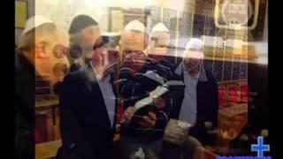 A Rabbi, A Synagogue in Israel, & THE GOSPEL!