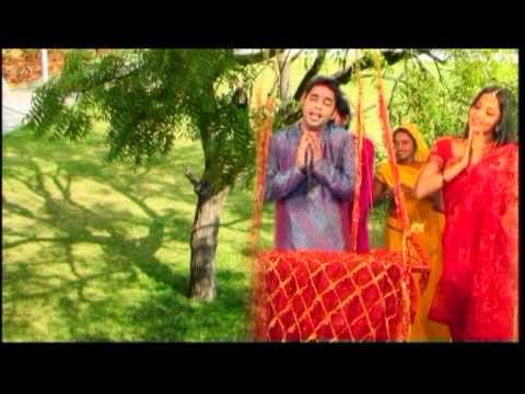 Nimiya Ke Daadh Maiya Jhuluwa Lagawali [Full Song] Mann Bhavan Mandir Maaee Ki