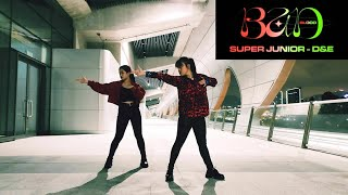 SUPER JUNIOR-D&E 슈퍼주니어-D&E 'B.A.D' dance cov…