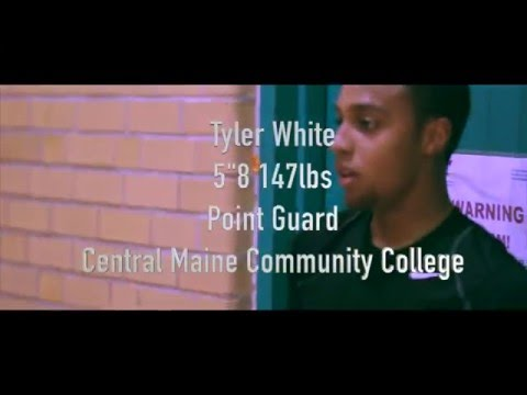 Tyler White Central Maine Community College