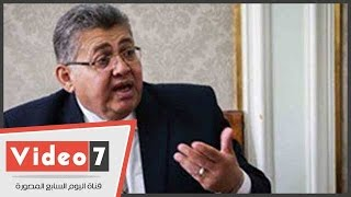 """بالفيديو.. وزير التعليم العالى: """"التجاوز غير مسموح وأيدينا ممدودة لأبنائنا الطلاب"""""""