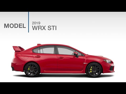 2019 Subaru WRX STI | Model Review