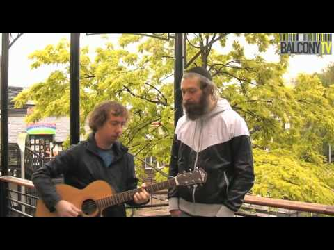 MATISYAHU - ONE DAY (acoustic) (BalconyTV)