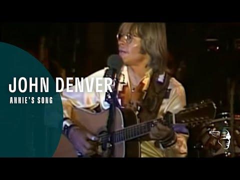 John Denver - Annie's Song (Around The World Live - Australia 1977) VIDEOID