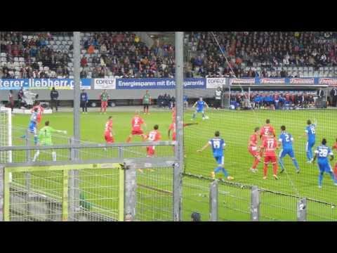 Evropská liga 2013 Freiburg - Liberec 2:2