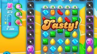 Candy Crush Soda Saga Level 1385 (buffed, 3 Stars)