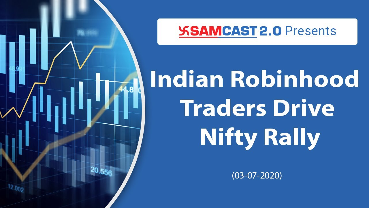 Indian Robinhood Trader's Drive Nifty Rally | Market Outlook | Stock Market Analysis |Nifty Analysis