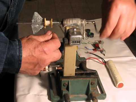 видео: Простые  приспособления  для  намотки  трансформаторов  и  тороидальных  катушек