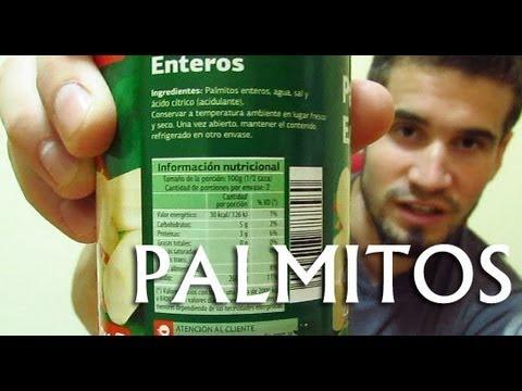 Alimentos con mucha fibra y muchas vitaminas minerales palmitos vegetales saludables - Alimentos con muchas vitaminas ...