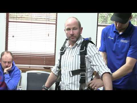 BPA Tandem CPD Day - Student Harness Fitting