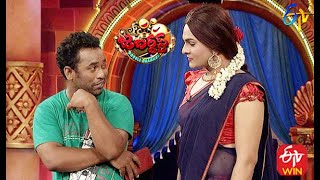 Kiraak RP Performance | Jabardasth | Double Dhamaka Special | 4th April 2021 | ETV  Telugu