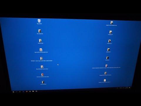 How To Modify Icon Spacing & Icon Size (Windows 10)