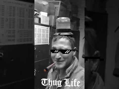 Health And Safety Thug Life!