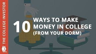 In this video, we share our favorite 10 ways to make money college, even from your dorm room. if you want more ideas, check out the full list of over 100 ...