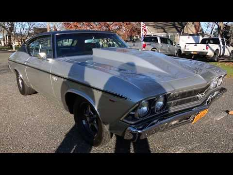 1969 Chevelle SS Pro-Touring For Sale Killer Build Almost 1,000hp