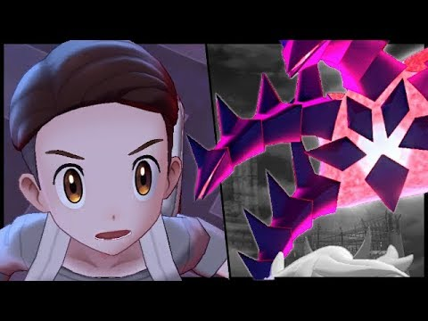 What Happens If You LOSE To Eternatus in Pokemon Sword and Shield