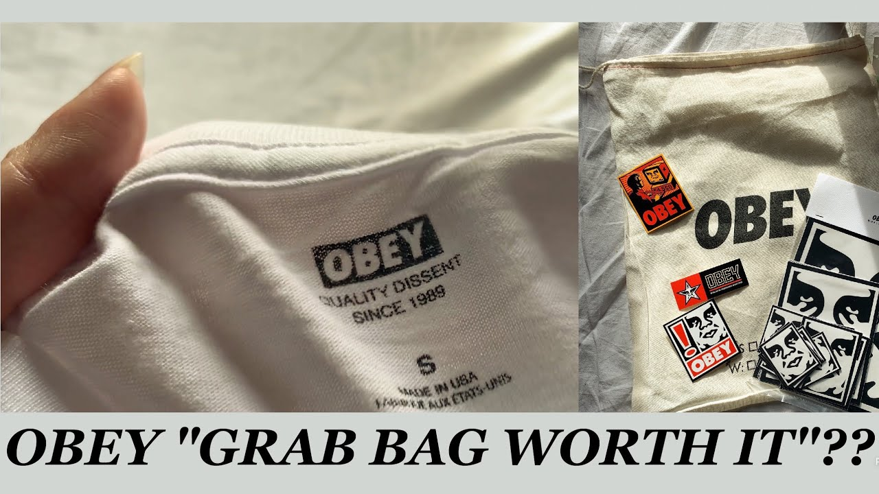 is obey's grab bag worth it?
