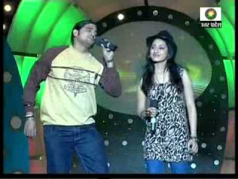 Chori-Chori Chupke Se-Astha Tripathi n Ankur Grover-Idea prideof upGrand Finale.flv Travel Video