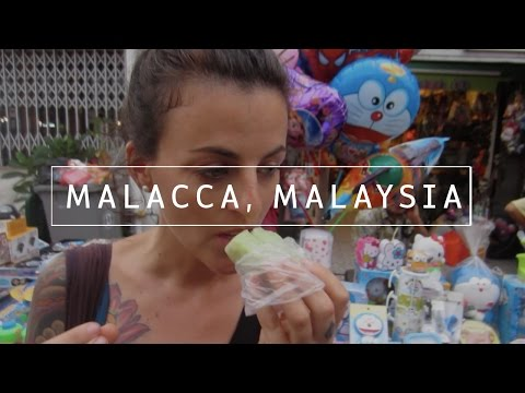 Eating all the vegan sweets at the Jonker Walk Night Market | Mostly Amélie