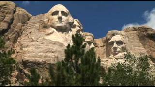 Mount Rushmore National Memorial, South Dakota USA