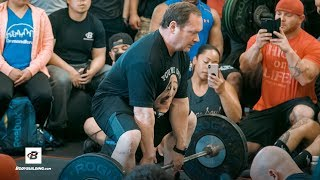 Learn to Deadlift Big Weights with the Greatest Powerlifter of All-Time | Ed Coan