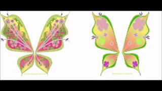 Винкс настоящие и не настоящие крылья биливикс(Я замечаю эти не настоящие крылья давно. И думаю как им не лень все это делать!, 2012-08-11T09:38:35.000Z)