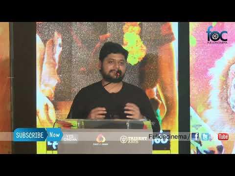 Music Director Ajaneesh Loknath at Richie Audio Launch - Fulloncinema