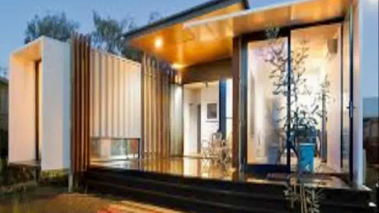 Shipping container homes under 50k youtube for Building a house for less than 50k