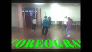 ballo di gruppo  BADA BAMBINA