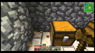 Technocraft # 13 - minecraft 2013 - Blast furnace Luke and Lukeino -
