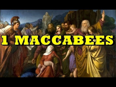 The First Book Of Maccabees 📚 All Chapters | The Bible 🕎