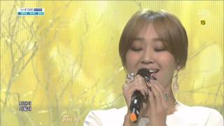 [Vietsub][Live] Hello, Goodbye (안녕) - Hyorin (OST You came from star)