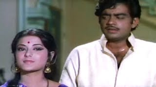 Moushumi Chatterjee tell truth to Shatrughan Sinha's relatives | Ghulam Begum Badshah | Scene 18/20