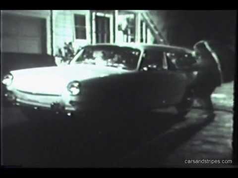 Volkswagen Squareback Sedan - Original Commercial