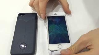 Чехол аккумулятор для iPhone 5/5s. 3000 mAh(Купить: http://iphonepiter.ru/shop/174?utm_source=youtube., 2014-03-08T13:49:25.000Z)