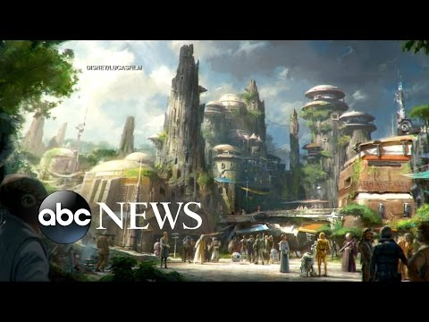 Thumbnail: 'Star Wars' Disney Theme Parks Planned in Florida, California