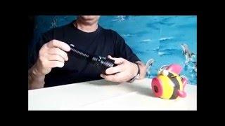 Подводный фонарь для подводной фото и видео съемки(http://www.shop.diveru.ru/product/pl33/ Подводный фонарь металлический Patima для подводной фото и видеосъемки. Может также..., 2013-03-29T09:23:22.000Z)