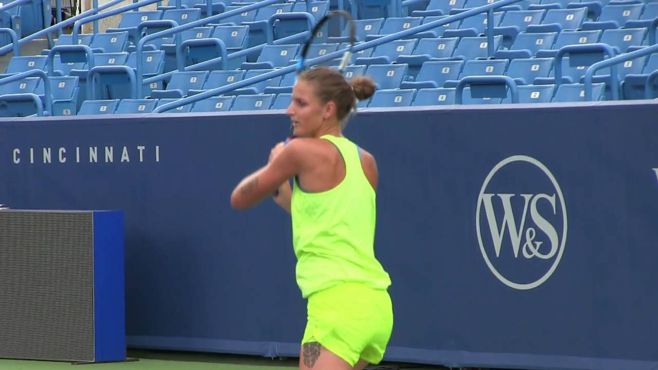 Karolina Pliskova Tennis Atlantic