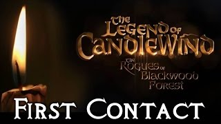 [FR] The Legend of Candlewind - First Contact - Bad Old Game