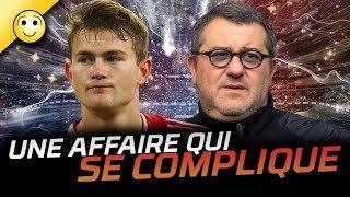 Download Video Le FC BARCELONE PERD son avance pour DE LIGT, un MERCATO RELANCÉ et un AVENIR remis en QUESTION MP3 3GP MP4