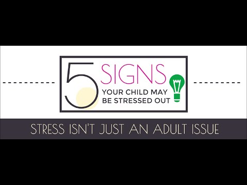 Your Son Or Daughter s Negative Behavior Might Be Stress-Related