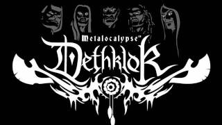 Watch Dethklok Hamburger Time video