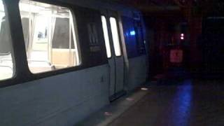 Washington DC Metro Red Line Part 3