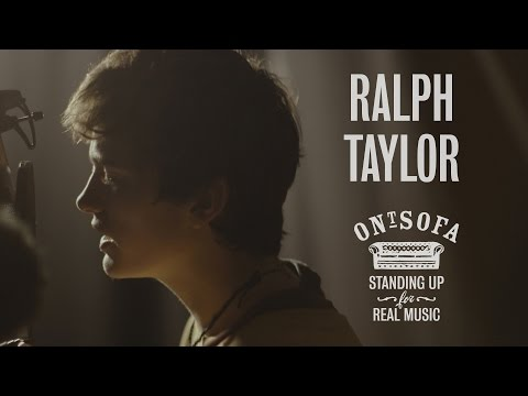 Ralph Taylor - Volcano (Damien Rice Cover)   Ont' Sofa Live at YouTube Space London