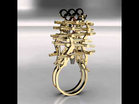 Good GoldMine Ring by Bon Garçon | ÉtoileMaastricht