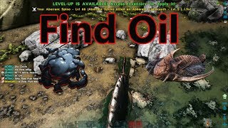 Where to Find Oil in ARK Aberration