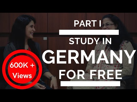 How to Study in Germany For Free - Scholarships in Germany for Indian Students Part 1 of 2 #ChetChat